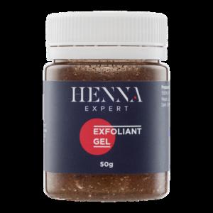 Скраб гель Henna Expert