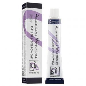 Краска для ресниц и бровей «HairWell»