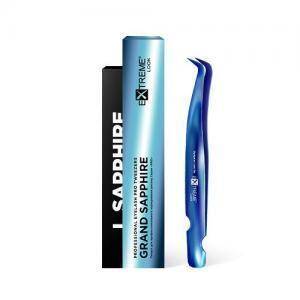 Пинцет eXtreme look «L» Sapphire