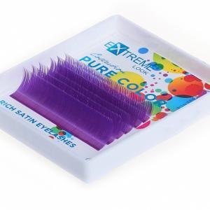 Ресницы eXtreme look purple/violet (фиолетовые)