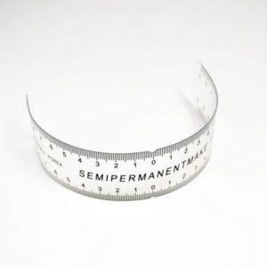 Линейка для бровей Semipermanent