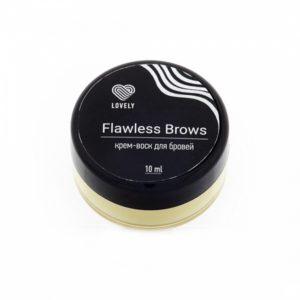 Крем-воск для бровей «Flawless Brows»
