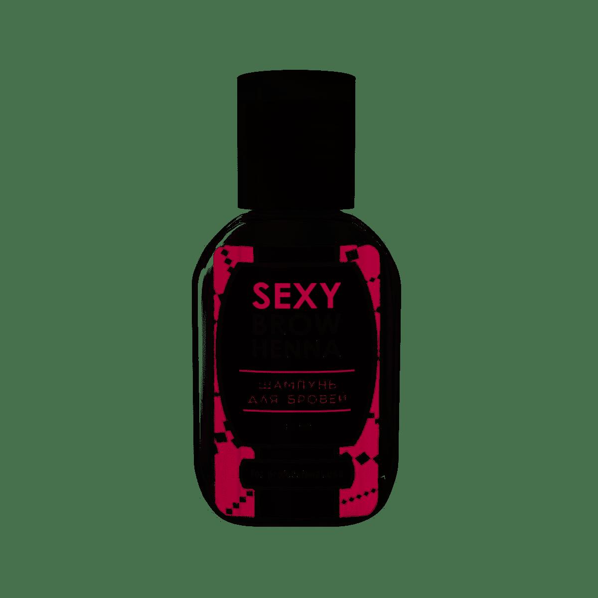 Шампунь для бровей SEXY BROW HENNA, 30мл