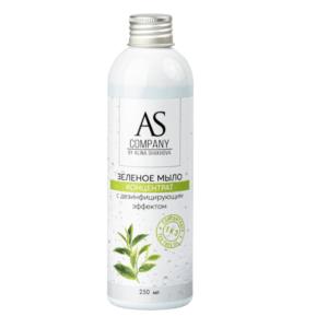 Зеленое мыло, концентрат с дезинфицирующим эффектом AS (Alina Shakhova)