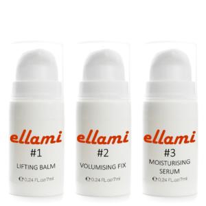 Набор для ламинирования ресниц (#1 + #2 + #3), 7 мл «ellami»
