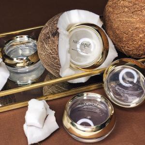Фиксатор для бровей Nikk Mole (Кокос) — мыло для бровей
