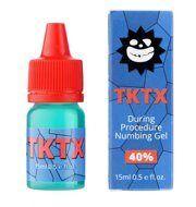 Гель анестетик TKTX (вторичная) 40%, 15 мл