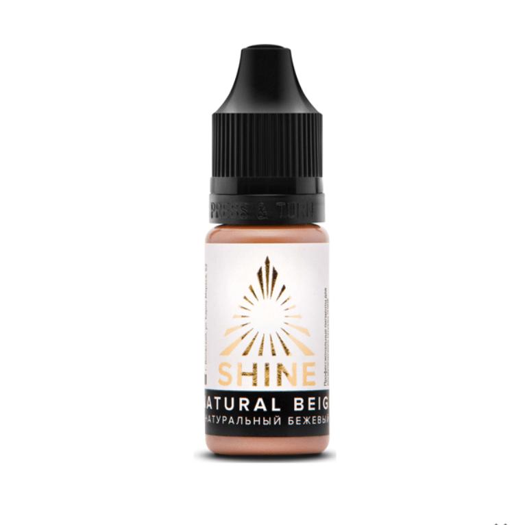 Shine — Natural beige (Натуральный беж)
