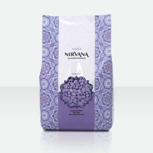Воск горячий (пленочный)  ITALWAX Nirvana (Лаванда) гранулы 1 кг