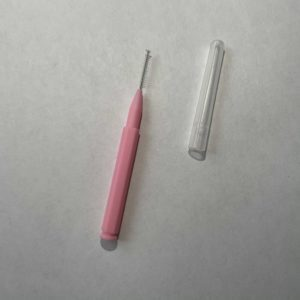 Макро-браш, цвет розовый, 0,06мм