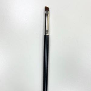 Valeri D 6М-364 Кисть из нейлона бронза №6 со скосом