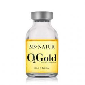 Счастье для бровей O2GOLD ботокс, 20мл (золотой)
